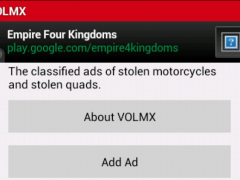 Volmx 1.2 Screenshot