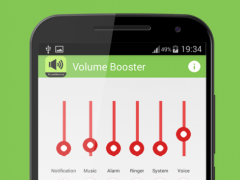 Volume Booster App 1.0.0 Screenshot