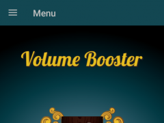 Review Screenshot - Volume Booster – Give Your Phone's Volume a Boost