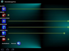 VolumeManagerFree 1.1.1 Screenshot