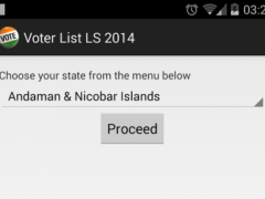Voter List India States 2016 1.4 Screenshot