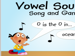 Vowel Sounds Song and Game™ 1.0 Screenshot