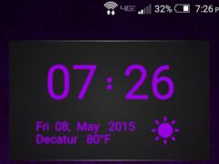 Vox Purple Theme 1.2.5 Screenshot