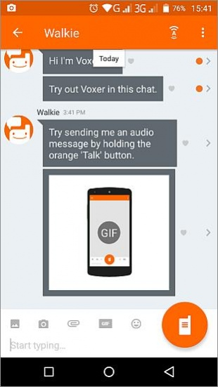 Voxer Walkie Talkie Messenger Free Download
