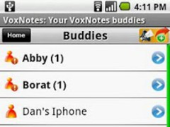 VoxNotes Trial 2.4.0.1.2 Screenshot
