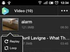 VPlayer Codec ARMv6 1.4.0 Screenshot
