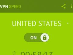 VPN Speed (Free & Unlimited) 1.7.0 Screenshot