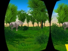 VR African Zoo Forest 1.0 Screenshot
