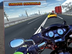 VR Crazy Bike Race: Traffic Racing Free 1.4 Screenshot