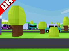 VR Crossy for Cardboard 1.5 Screenshot