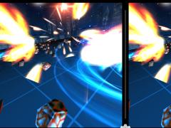VR Fireworks Cardboard Live 3D 1.0 Screenshot