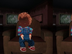 VR Horror Room Escape GO Free 1.0 Screenshot