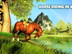 VR Horse Riding Simulator : VR Game for Google Cardboard 1.0 Screenshot