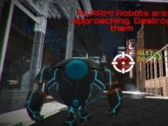 VR Robot Attack 3D 1.3 Screenshot