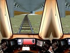 VR Subway Bullet Train 2017 Pro 1.0 Screenshot