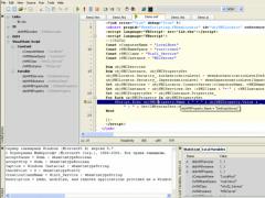 Vrode Script Editor 6.6.0 Screenshot