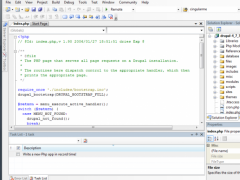 VS.Php for Visual Studio 2005 3.0.2.7428 Screenshot