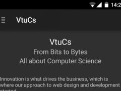 VtuCs | VTU CSE Study Material 2.2 Screenshot