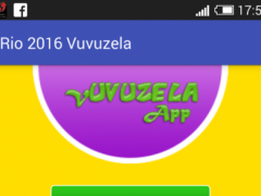 Vuvuzela For Olympics 1.1 Screenshot