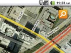 VZ Navigator Fascinate 7.5.1.58 Screenshot