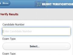 WAEC Results Verification 2.0 Screenshot