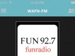 WAFN-FM 3.7.5 Screenshot