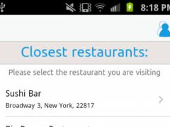 Waiter Locator 1.1 Screenshot