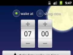 Wakeup Time 1.2.1 Screenshot