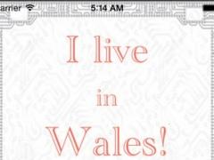 Wales Proud Resident 1.0 Screenshot