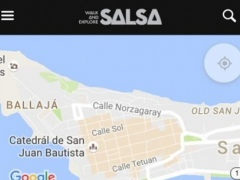 Walk and Explore Salsa Route 0.6.12 Screenshot