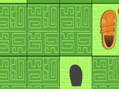 Walk on Maze Blocks Pro - cool tile running game 1.4 Screenshot