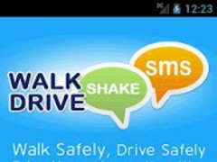 WalkDriveSMS 1.0 Screenshot
