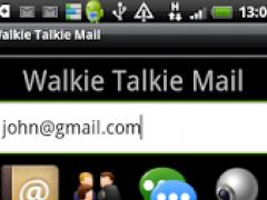 Walkie Talkie Mail 3.0.33 Screenshot