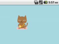 """walking Cat """"Chai"""" 1.2 Screenshot"""