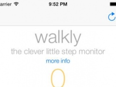 walkly - the clever little step monitor 1.2 Screenshot