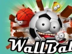 Wall Wrecking Football - Shoot A Soccer Ball Free 1.0 Screenshot