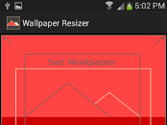 Wallpaper Resizer 1.4 Screenshot
