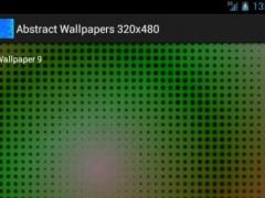 Wallpapers 320x480 1.0 Screenshot