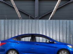 Wallpapers Cars Hyundai Accent 1.0 Screenshot