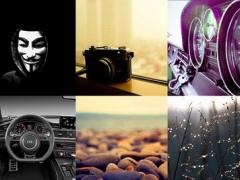 WallPOP - Cool HD Wallpapers, Backgrounds & Themes 1.2 Screenshot