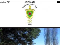 Walmley Golf Club 1.01 Screenshot