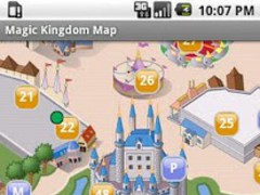 Walt Disney World Maps Box Set 2.22 Screenshot