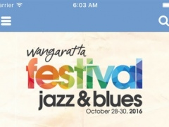 Wangaratta Festival of Jazz and Blues 1.2 Screenshot