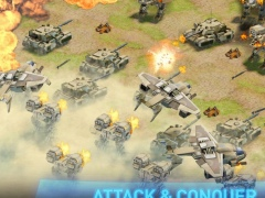 Review Screenshot - MMO Strategy Game – Raid Enemy Bases and Expand Your Military Might