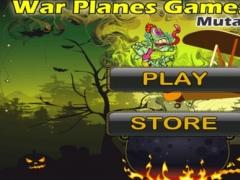 War Planes Games: Mutant Flyers - Fun Addictive Gliding Game (Best free kids games) 1.0 Screenshot