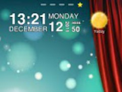 WarmChristmas Theme GO Launche 1.0 Screenshot