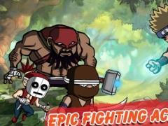 Warriors Injustice 1.0 Screenshot