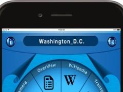 Washington D.C. DC USA - Offline Maps navigation & directions 1.0 Screenshot
