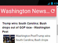 Washington News v1.0 0.1 Screenshot