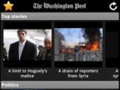 Washington Post Offline Reader 1.0 Screenshot